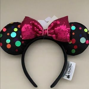 Authentic Disney Parks Minnie Ears